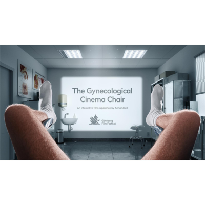 The Gynecological Cinema Chair